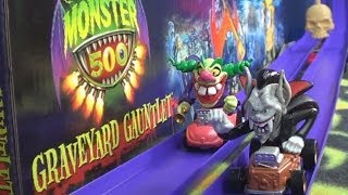 Monster 500 Graveyard Gauntlet Product Review