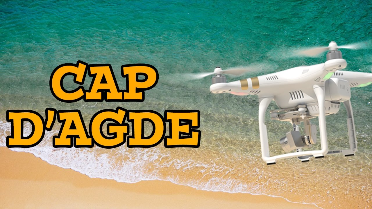 Drone cap d 39 agde youtube for Cap d agde jardin d eden