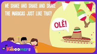 Cinco de Mayo for Kids | Cinco de Mayo Song | Cinco de Mayo Music | The Kiboomers