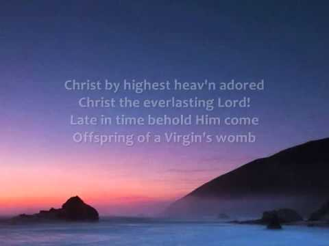 Chris Tomlin - Hark the Herald Angels Sing - Lyrics
