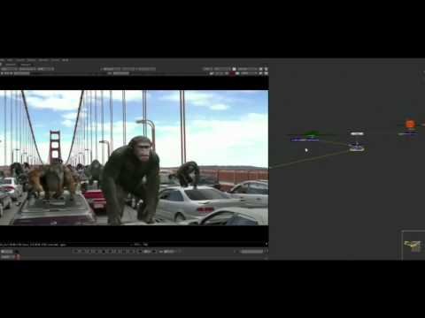 Deep Compositing in Rise of the Planet of the Apes