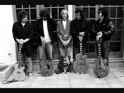 Traveling Wilburys Interview Jeff George Tom.wmv