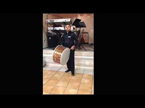 Esko amirovic davulcu percussion show