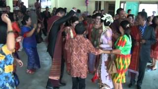 pesta pernikahan batak