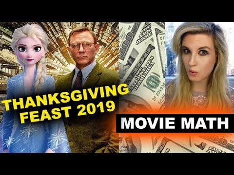 Box Office - Frozen 2, Knives Out - Thanksgiving 2019