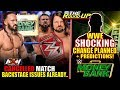 WWE PLANNING SHOCK CHANGE! All #MITB Latest, AEW CANCELS Match Due To ISSUES & More - The Round Up