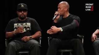 Dr. Dre talks being a DJ w/ @RobertHerrera3