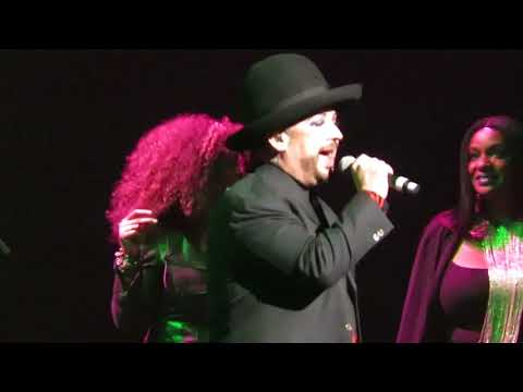 King Of Everything by Boy George, Microsoft Theater, 1/27/18