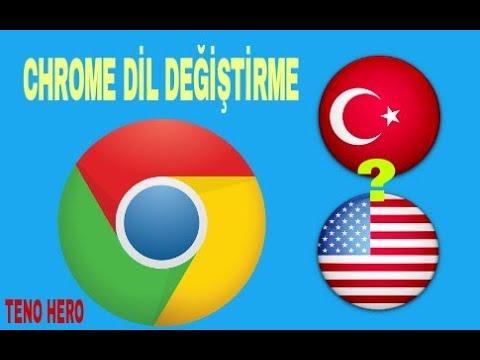 Google Chrome Dil Değiştirme - Chrome U Türkçe Yapma - Güncel Detaylı - Tekno Hero