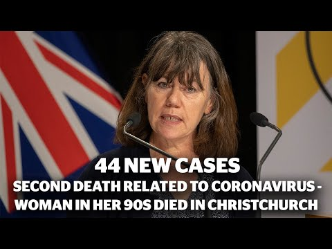 New Zealand has its second coronavirus-related death | nzherald.co.nz