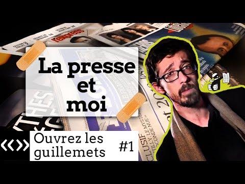 «Ouvrez les guillemets», par Usul: la presse et moi
