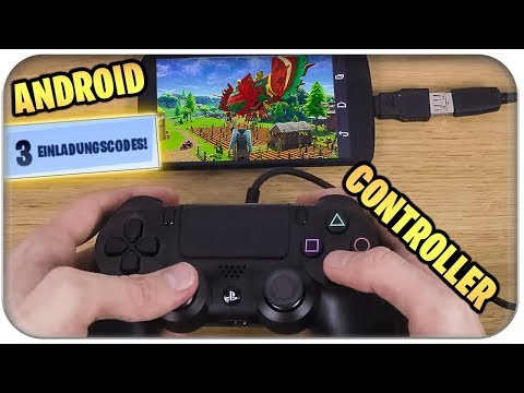 Fortnite Auf Handy Android Download Codes Ps4 Controller