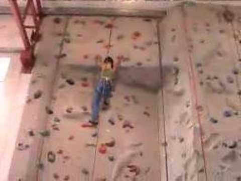 Orgasm while climbing rope male