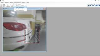 Motion deblur+Number Plate combination - How to enhance the poor video on CFS E1