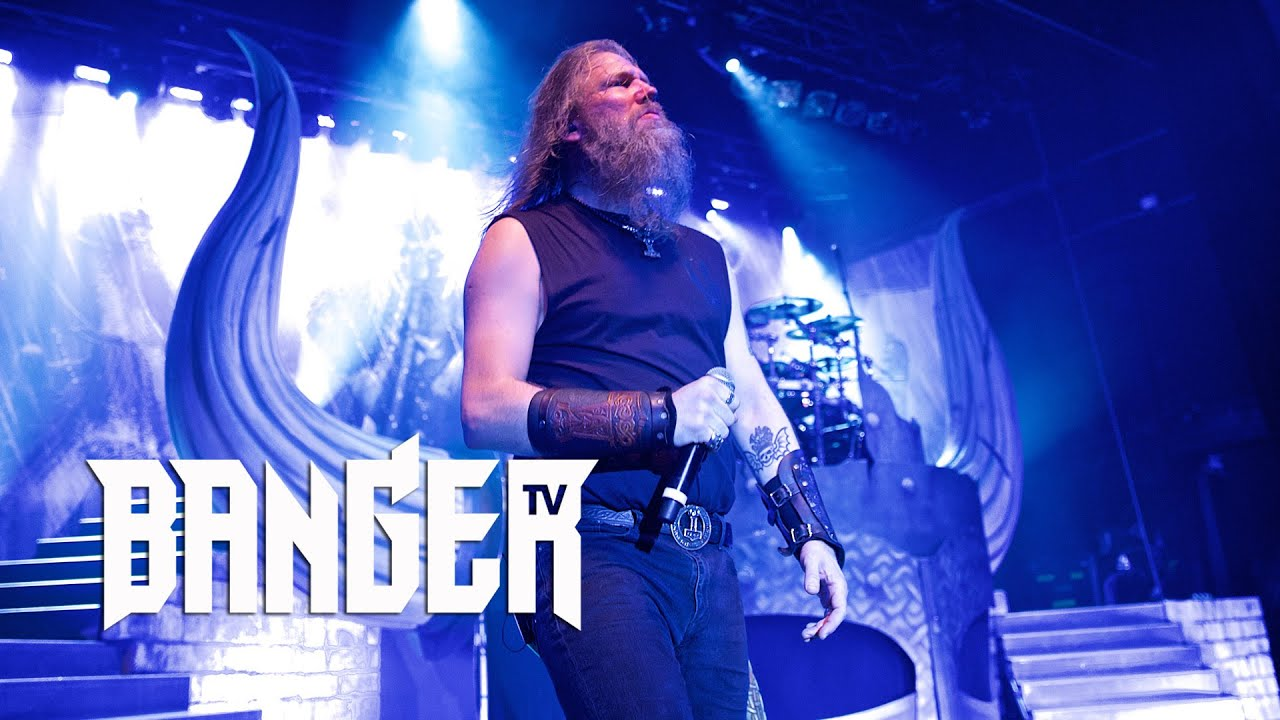 AMON AMARTH on Jomsviking, Vikings and other kinds of Vikings! episode thumbnail