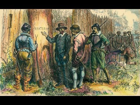 In Search Of History - Lost Colony of Roanoke (History Chann