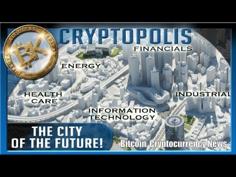 Welcome to CRYPTOPOLIS!! 🌐 Future Blockchain Technology Bitcoin Price 7000 Cryptocurrency News BTC