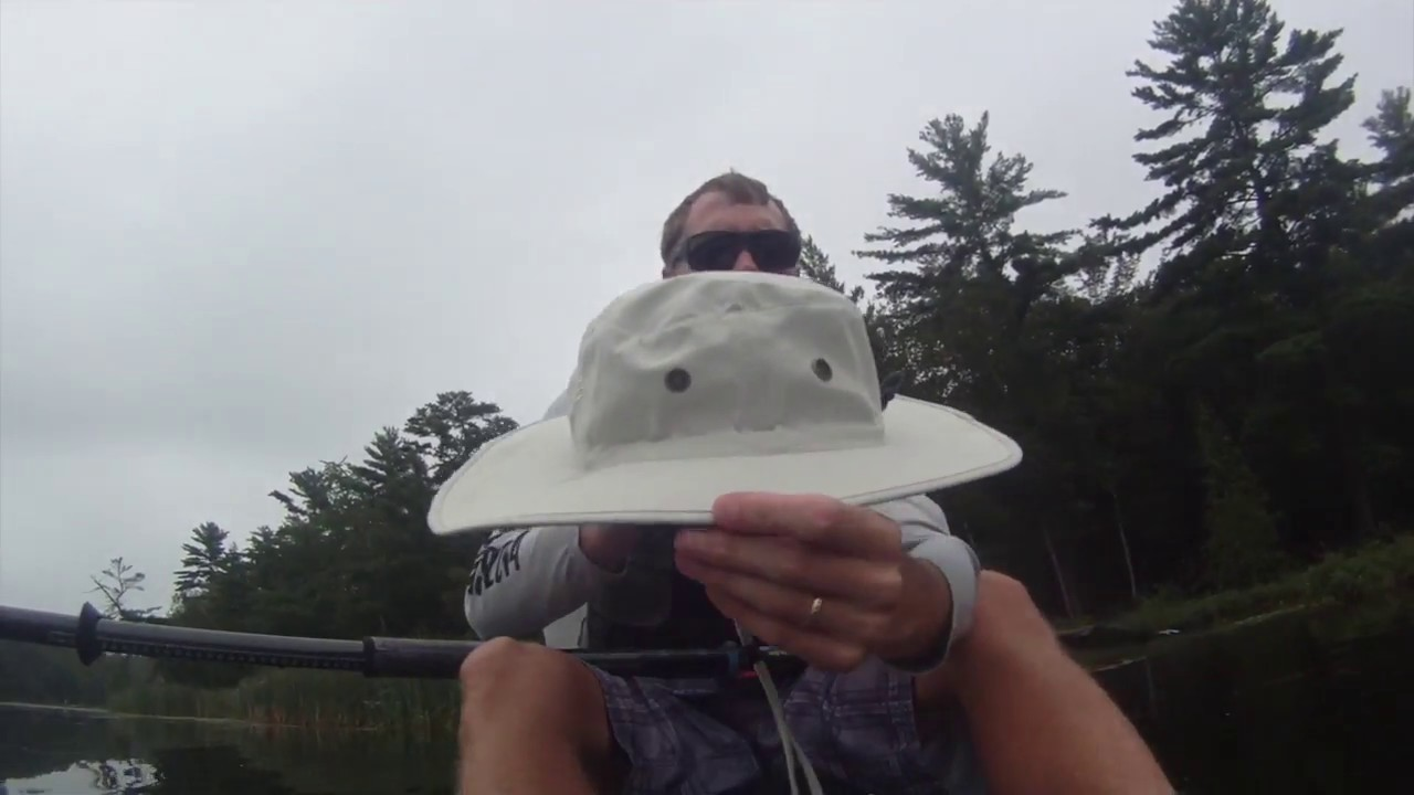 0066ab74e0b4f Coolibar Wide Brim Hat Review - YouTube