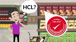 Explainer Video Examples - Malay - Health Department (Introduction Of New Logo To Public)