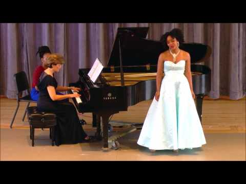 Annapolis Opera: Meroë Adeeb - Ach, ich fühl's