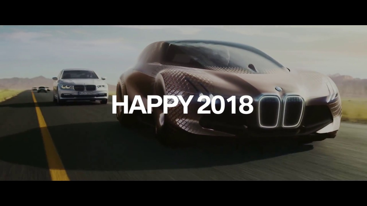 happy 2018 bmw india
