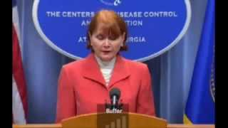 Foreigner brings First case of Ebola to U.S. Full CDC Brieifing