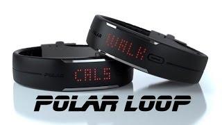 Обзор на Polar Loop! Первый трекер-пульсометр от компании Polar.(Polar Loop - достойнейший фитнес-трекер. Он обладает водонепронецаемостью на глубине до 20-ти метров и умеет счит..., 2014-05-29T18:58:50.000Z)