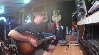 Even though I'm leaving, Luke Combs Cover Video