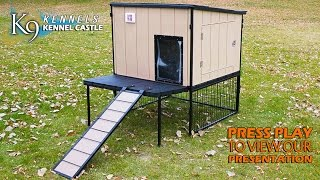 Ultimate Dog House Design, The kennel castle