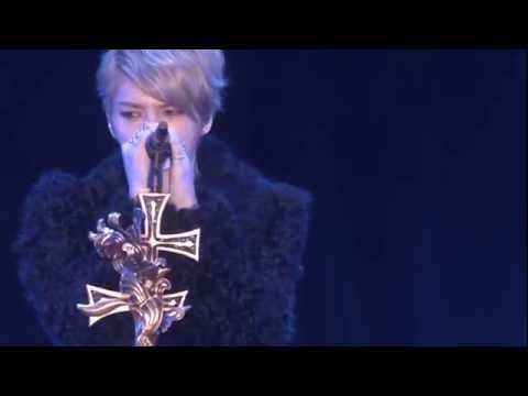 "[DVD cut] Kim jaejoong - 03.Rotten love ""2013 1st Album Asia Tour Concert in Japan"""