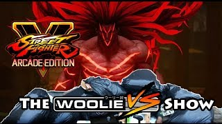 Woolie Versus Birthday Fightstream: Street Fighter 5