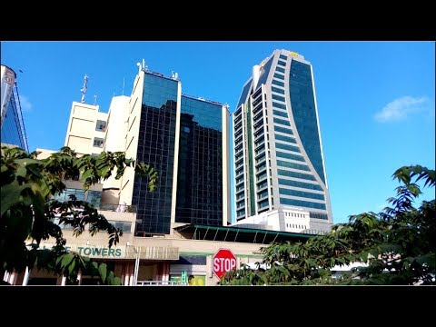 MUST SEE: The Tallest Building in Africa