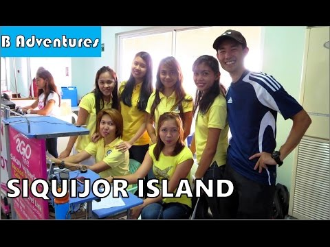 Dumaguete to Siquijor Island, Spring Park Pool, Philippines S2 Ep29