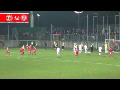 Fortuna Düsseldorf II - RWE (Regionalliga West 2016/17: 5. Spieltag)