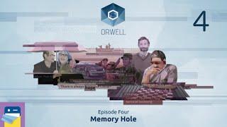 Orwell: Keeping an Eye on You - iOS Gameplay Walkthrough 4 (by Fellow Traveller)