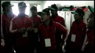 野球ネパール代表が熱唱するネパール国歌
