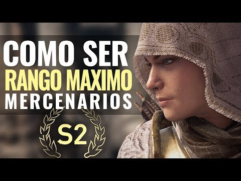 Assassin's Creed Odyssey COMO SER RANGO MAXIMO S2 EN MERCENARIOS Y LOCALIZARLOS. thumbnail