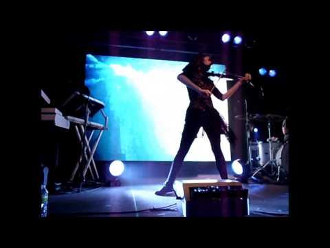 Crystallize - Lindsey Stirling @ Higher Ground Music, Burlington VT 3/21/13