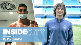 TORRES & AKE SIGN FOR CITY! | INSIDE CITY 378