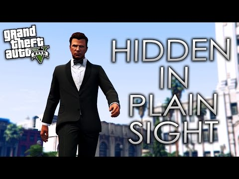Hidden in Plain Sight - GTA Online Executive Search