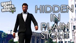 Hidden in Plain Sight - GTA Online Executive Search