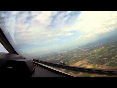 ARJ100 LYON Landing : LONG VERSION