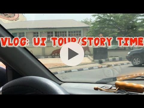 UNIVERSITY OF IBADAN TOUR/STORYTIME