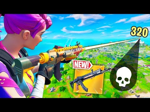 *NEW* Heavy Rifle LONGEST SHOT..!! | Fortnite Funny And Best Moments Ep.625