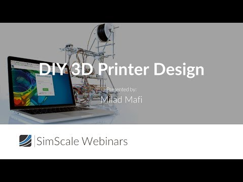 3D Printer Workshop - Session 1: Optimizing the Heat Distribution of the Extruder