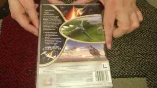 Nostalgamer Unboxes Star Wars Starfighter On Sony Playstation 2 UK PAL System Version