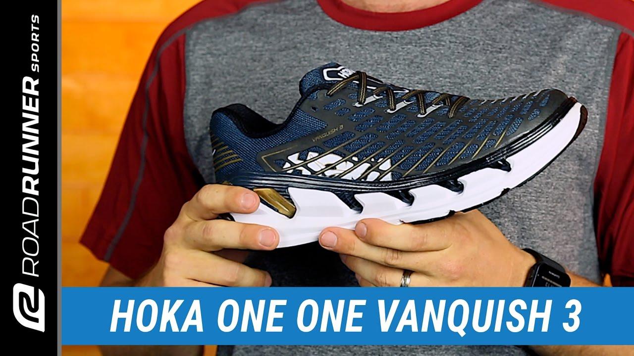 Hoka One One Vanquish 3 | Men's Fit