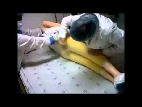 aseo de pacientes en cama - youtube - Bano General Del Paciente En Cama