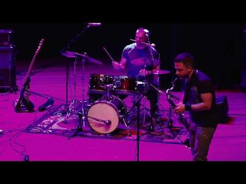 Erik Skodvin Gareth Davis Eric Thielemans live at Fluister