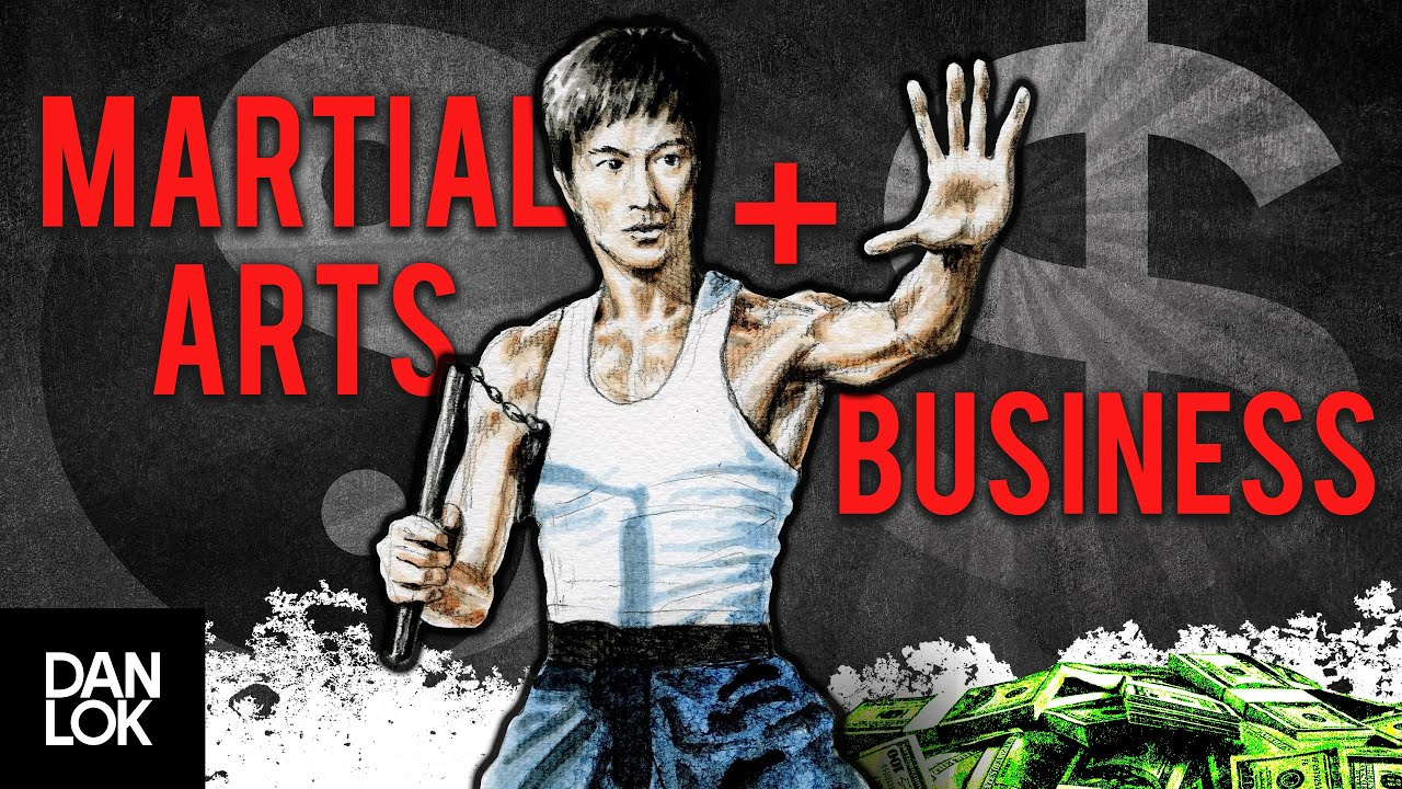 How Martial Art Philosophies Apply to Sales and Business